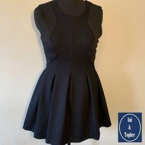 BCBG MaxAzria Black Dress Size Large